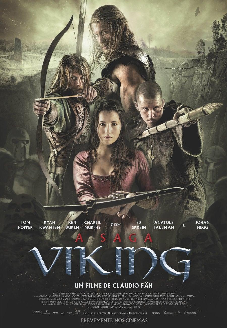 A Saga Viking Dublado