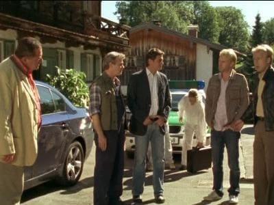 Die Rosenheim-Cops Season 8 :Episode 12  Eine tödliche Partie