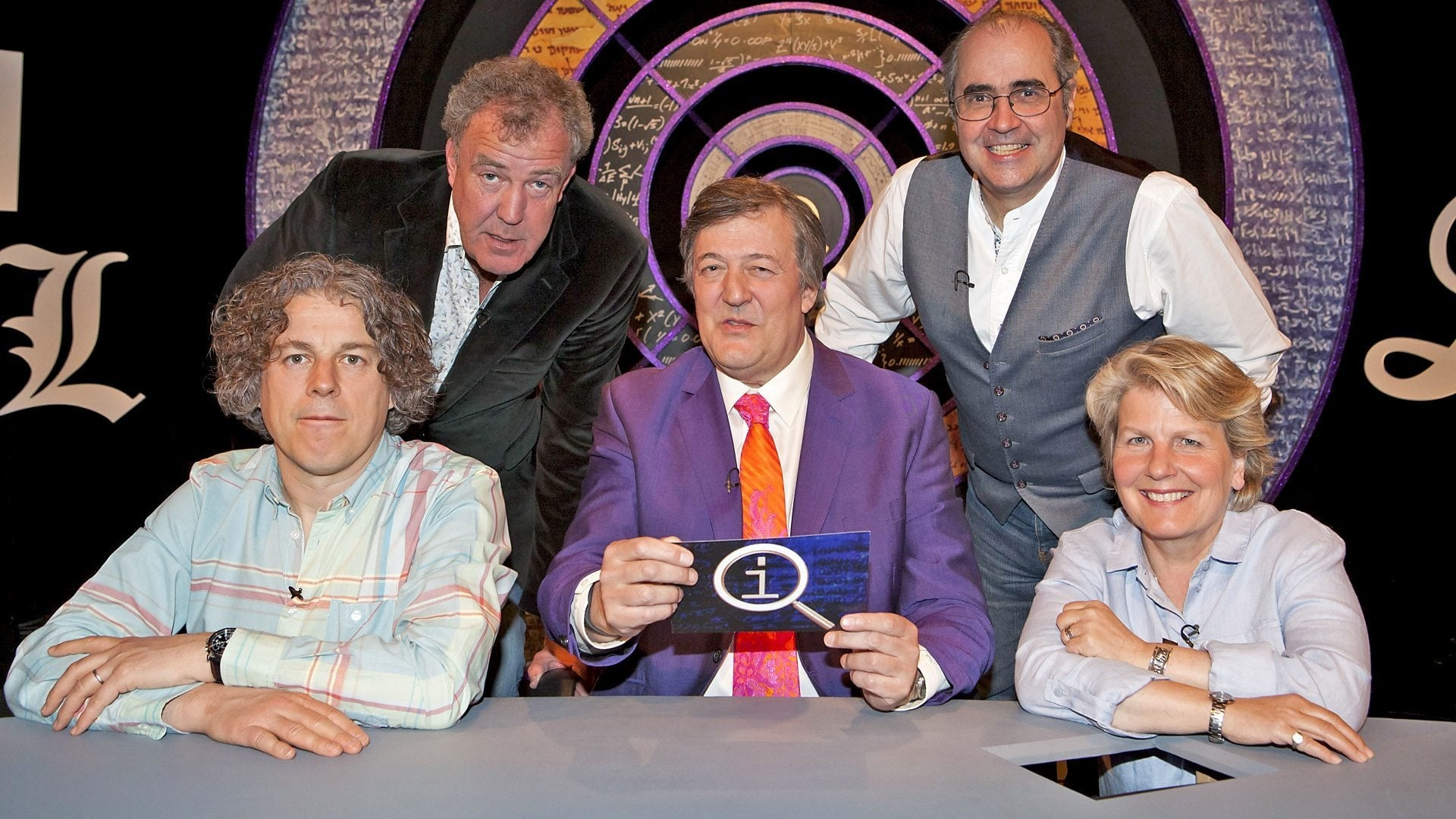 QI Season 12 :Episode 13  Lucky Losers