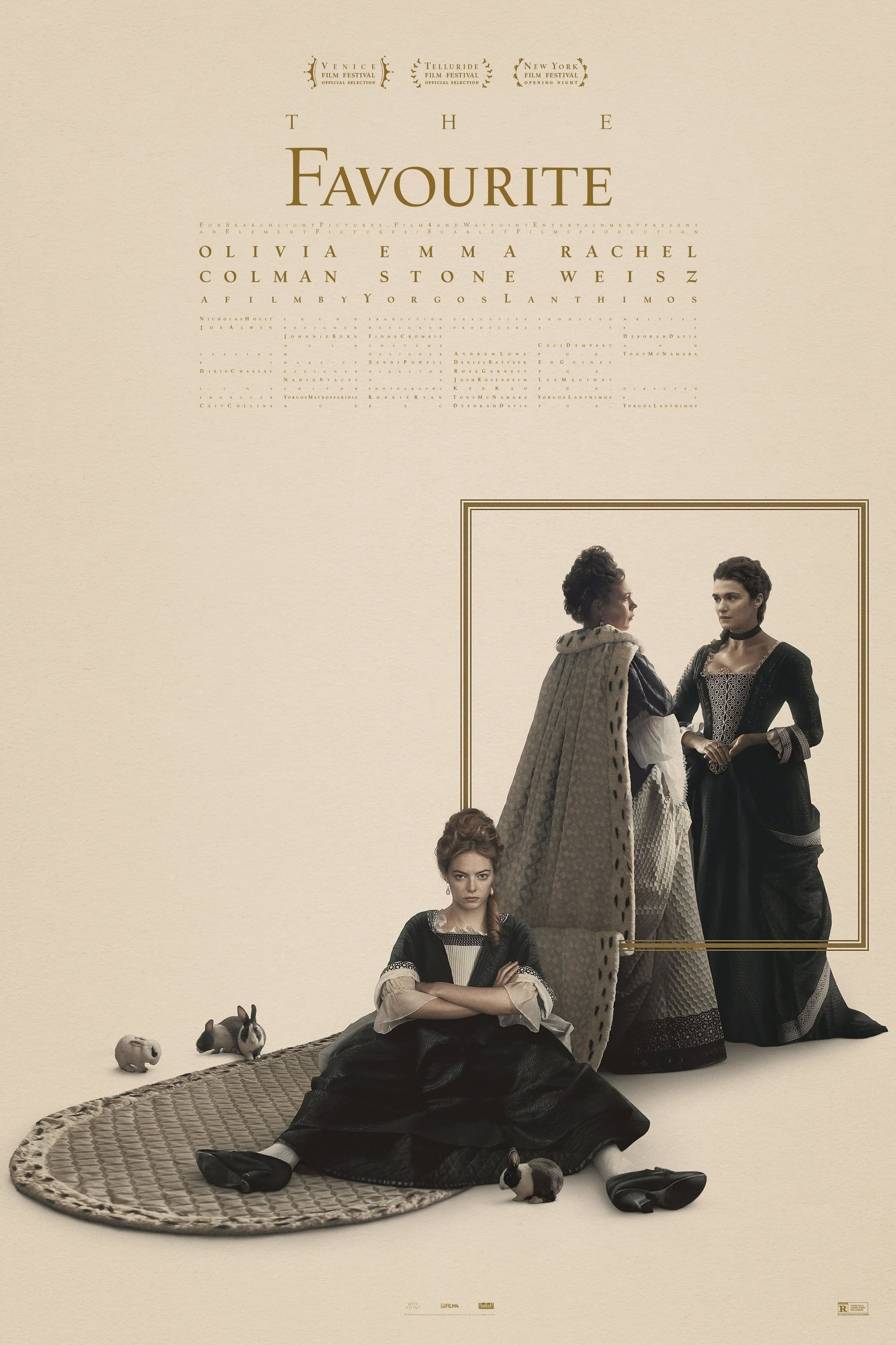 Poster and image movie The Favourite