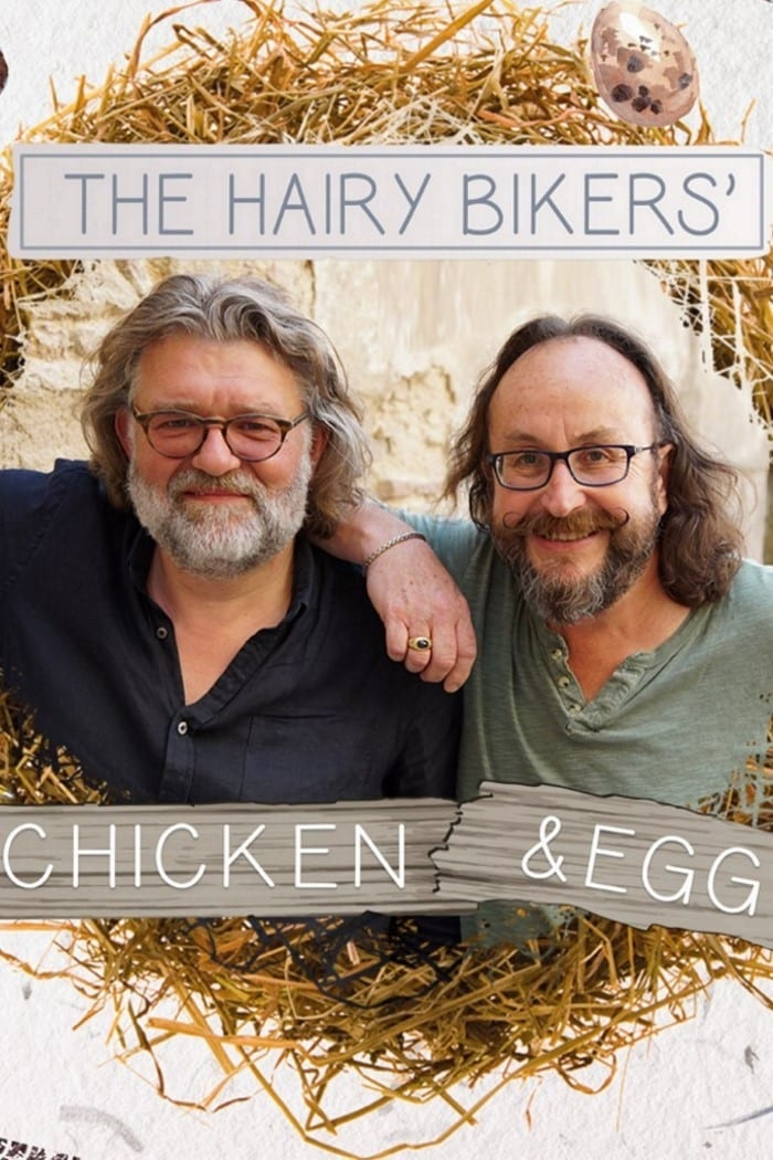 Hairy Bikers Chicken and Egg on FREECABLE TV