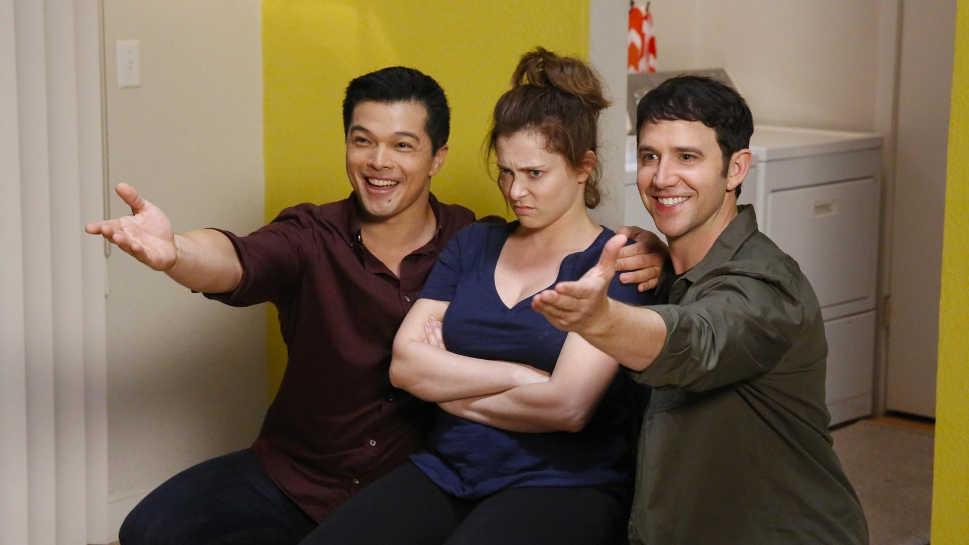 Crazy Ex-Girlfriend Season 2 :Episode 4  When Will Josh and His Friend Leave Me Alone?