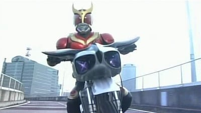 Kamen Rider Season 10 :Episode 4  Dash