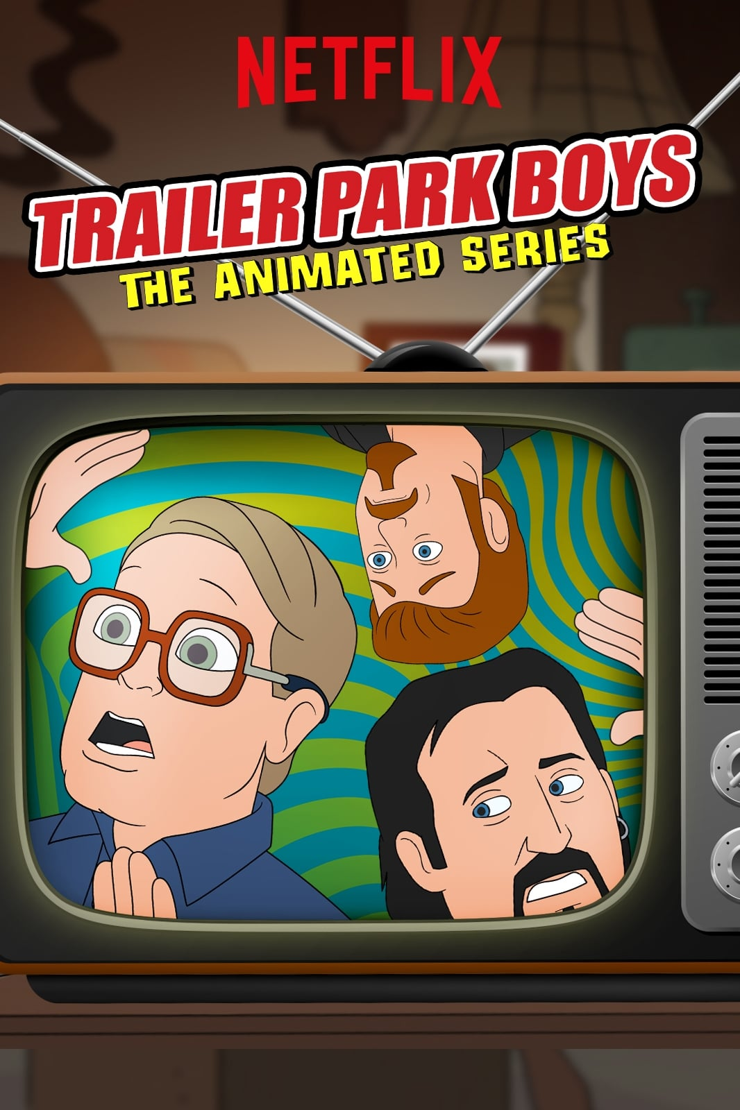 Trailer Park Boys: The Animated Series Poster
