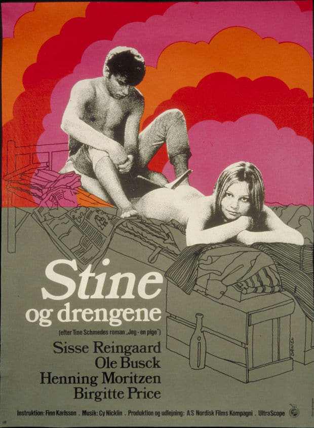 Ver Stine og drengene Online HD Español (1969)