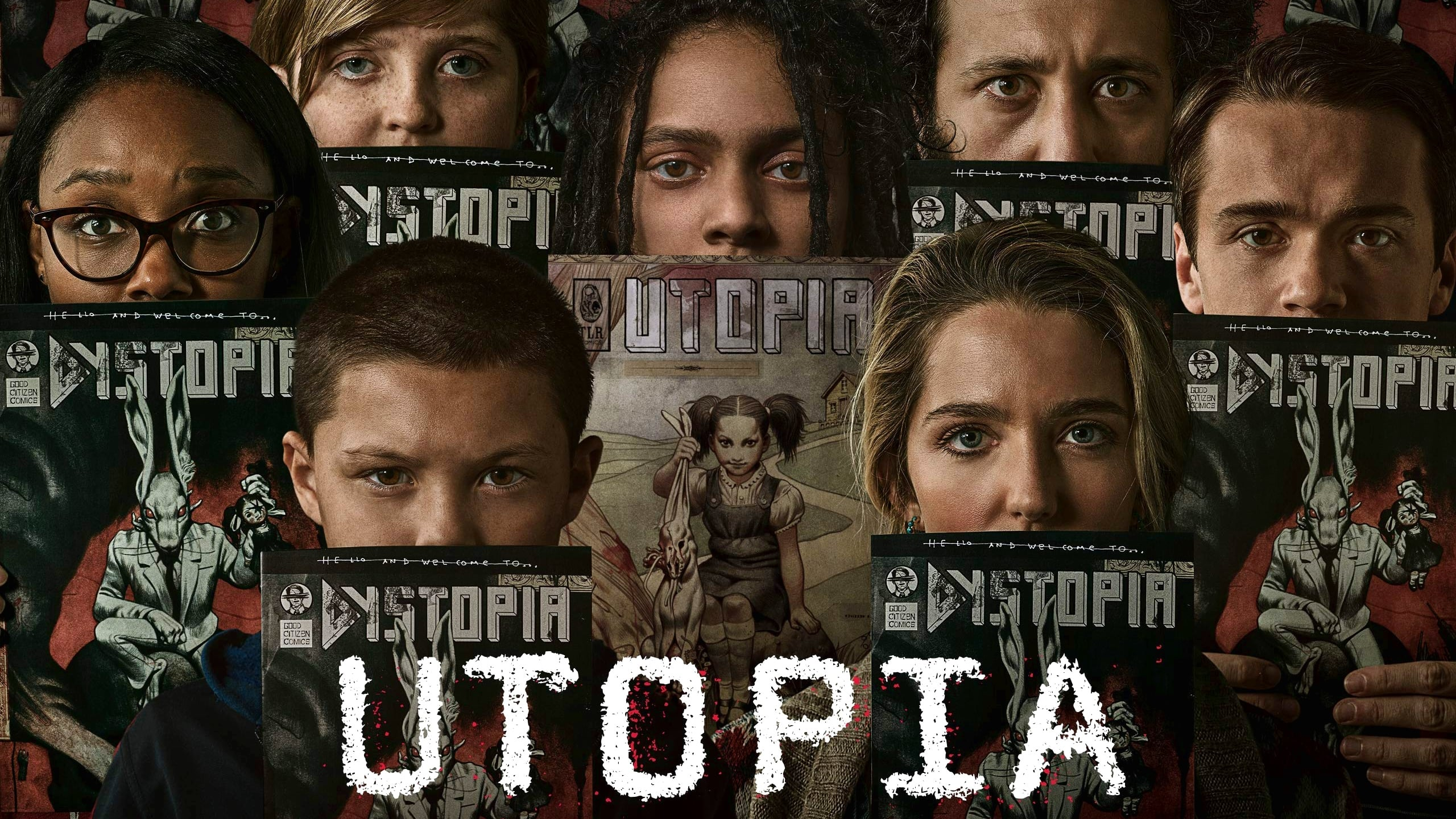 Amazon cancels Utopia (2020) after its first season