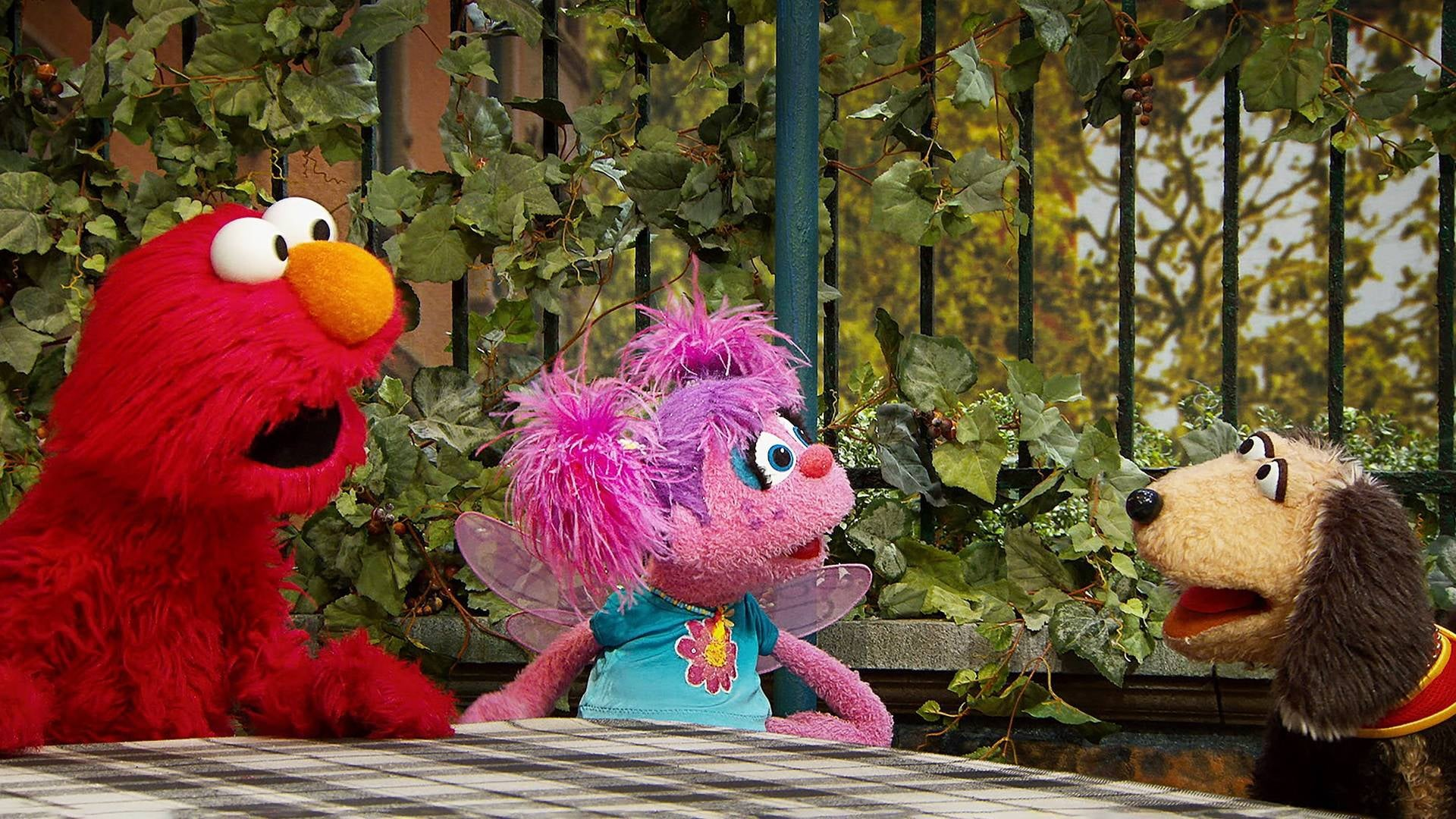 Sesame Street Season 50 :Episode 5  A Dog and a Song!