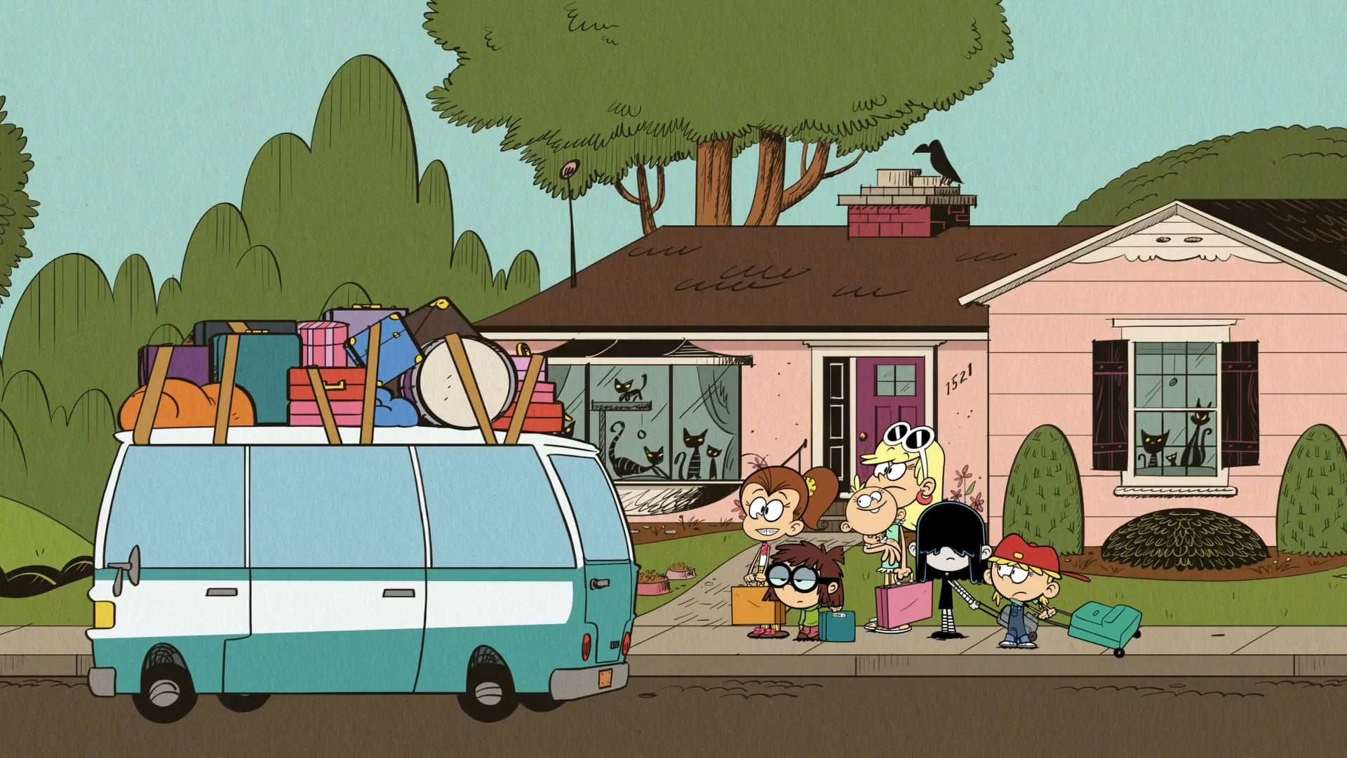 The Loud House Season 3 :Episode 22  Ruthless People