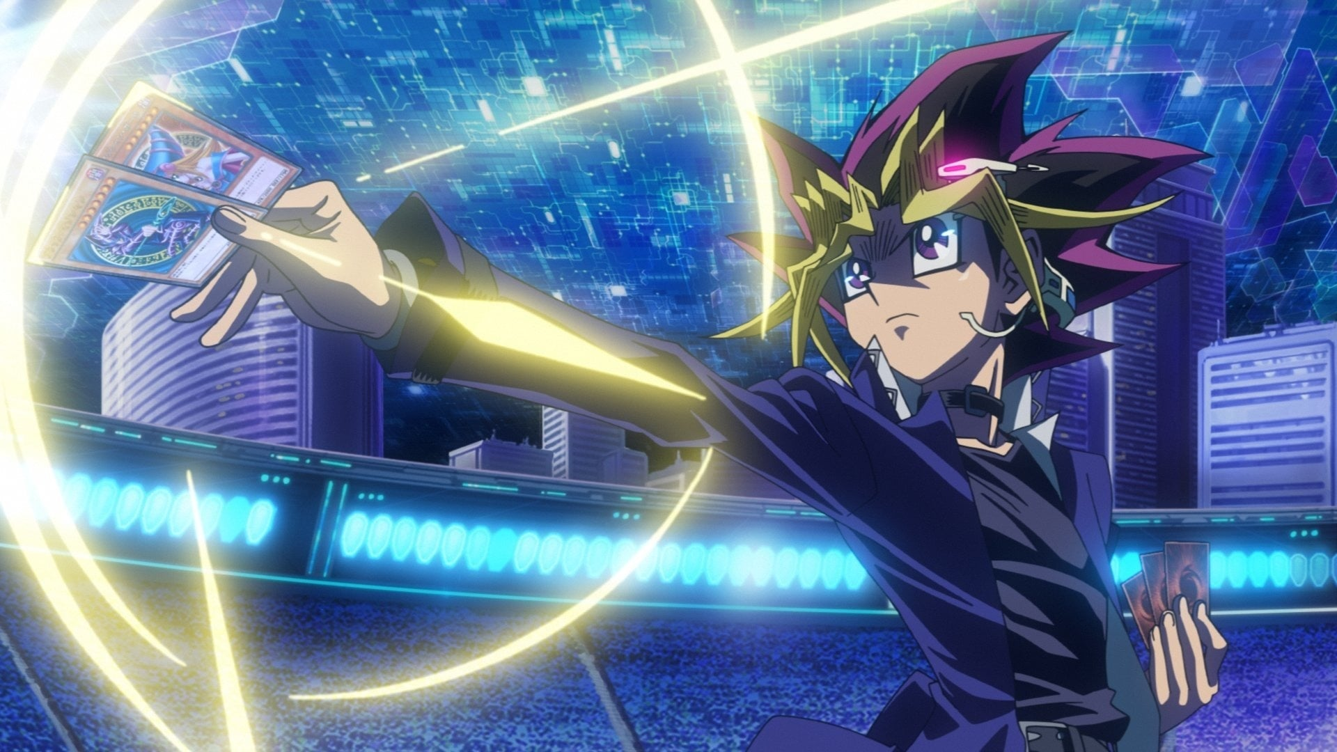 Yu Gi Oh The Dark Side Of Dimensions Stream