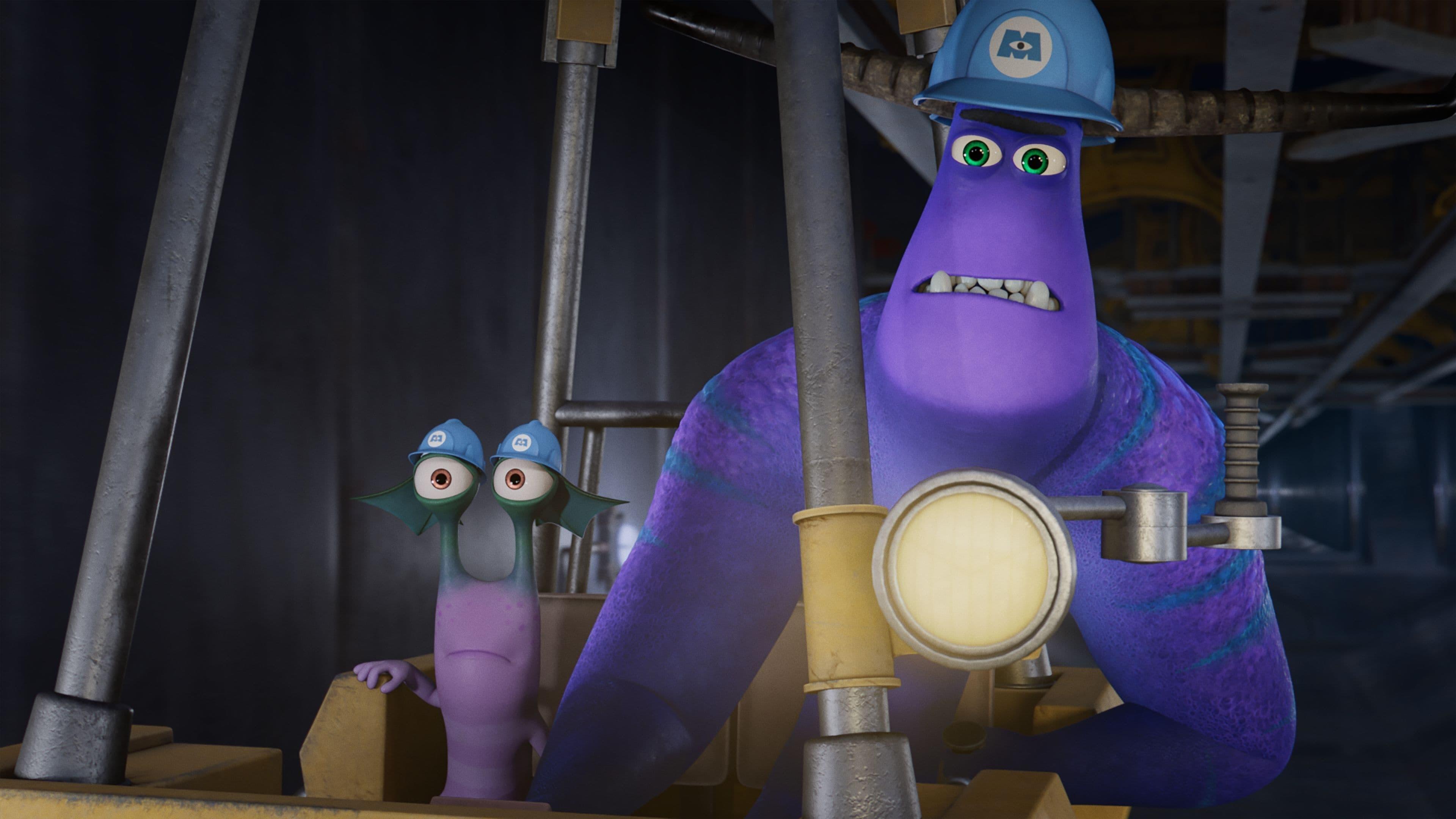 Monsters at Work Season 1 :Episode 8  Little Monsters