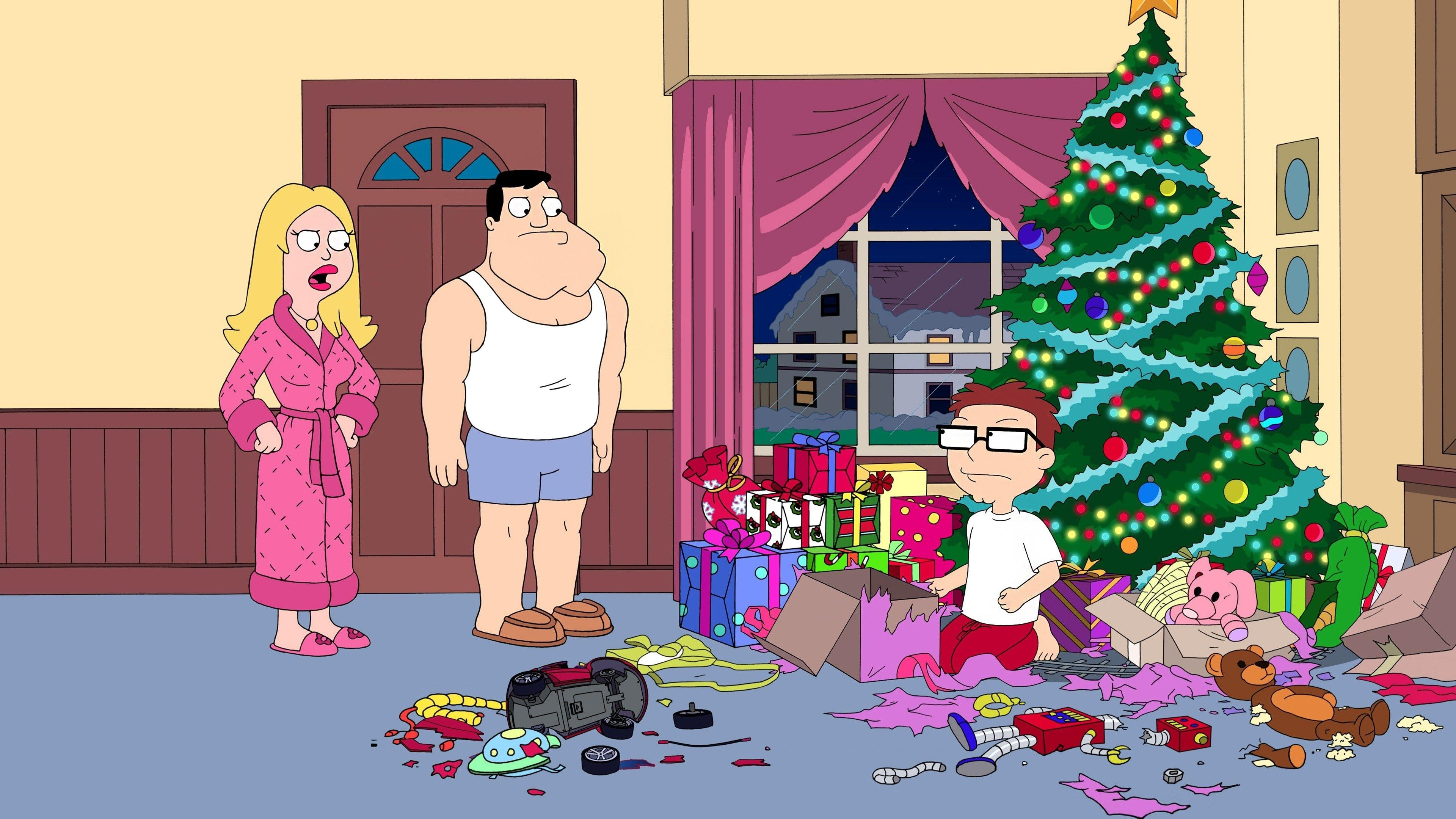 American Dad! Season 10 :Episode 8  Minstrel Krampus