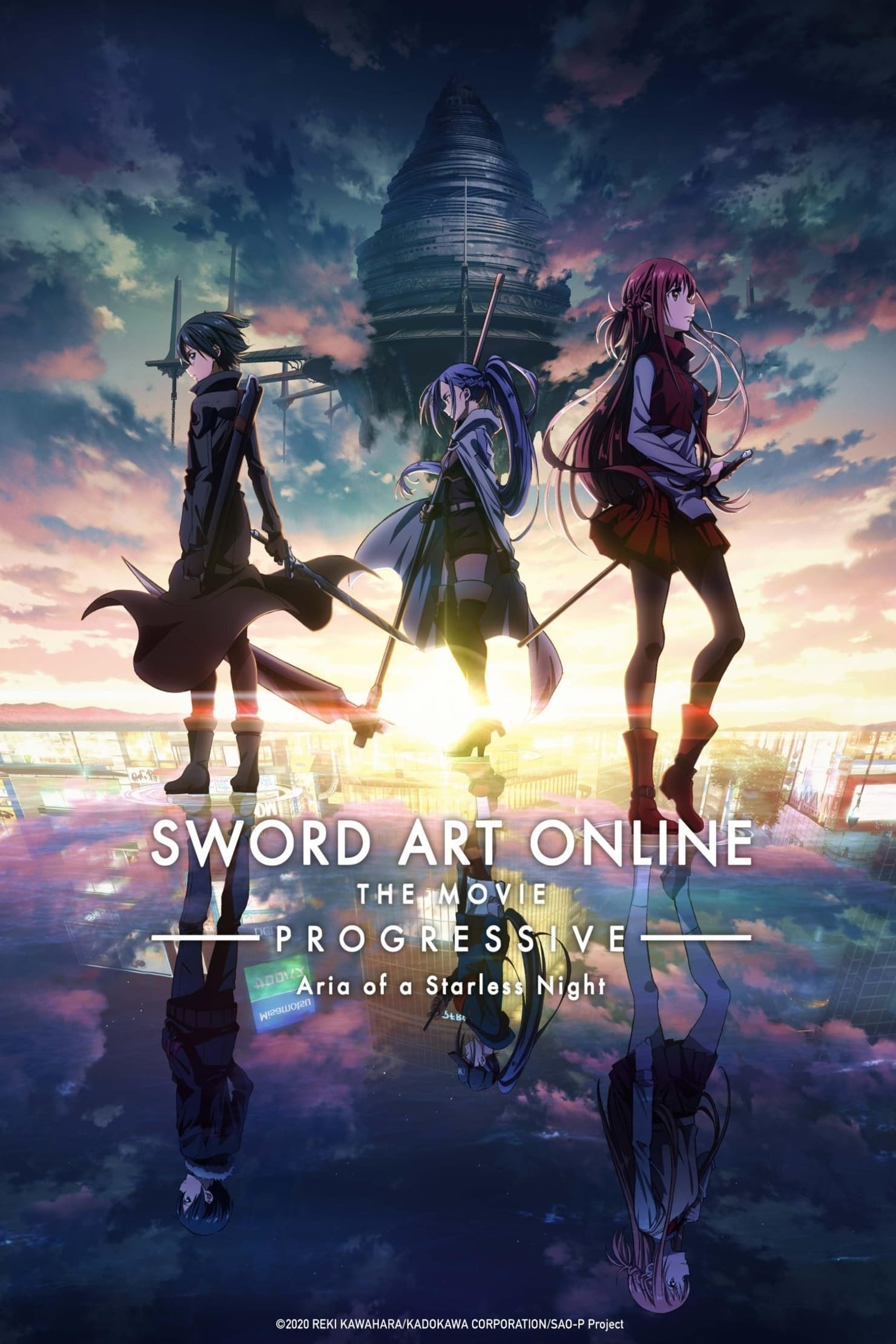 Sword Art Online: Progressive - Aria of a Starless Night (2021)