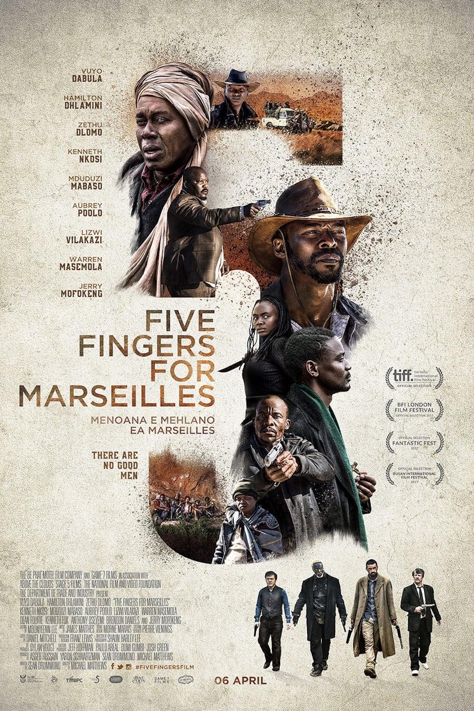 assistir filme cinco dedos por marselha