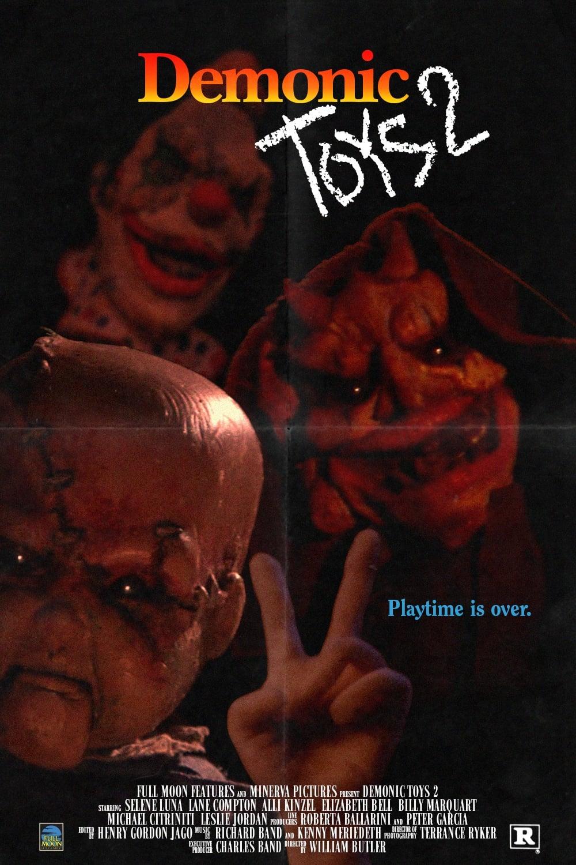 Demonic Toys: Personal Demons (2010)