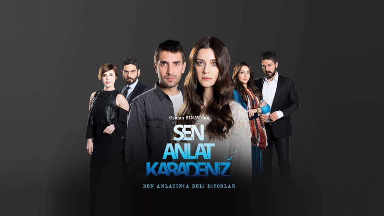 Mano likimas 2 Sezonas / Sen Anlat Karadeniz Season 2 serialas online nemokamai