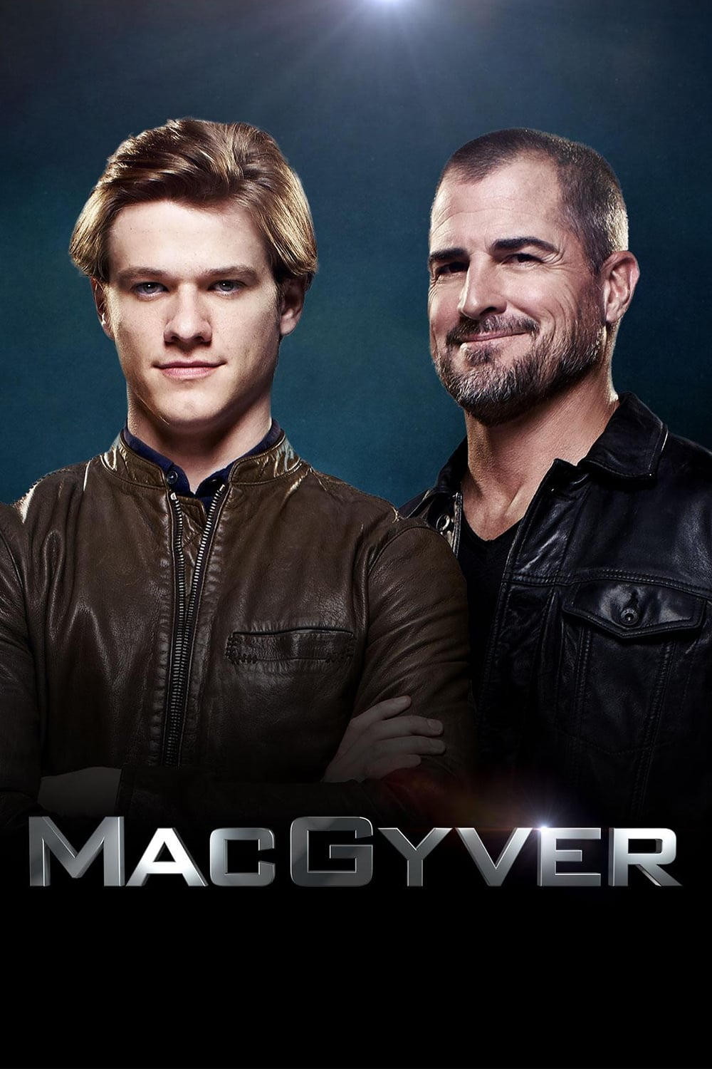Magaiveris 2 Sezonas / MacGyver Season 2 (2016)