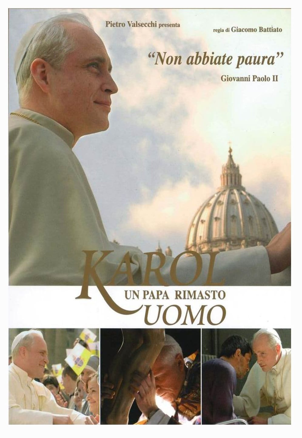 Karol: The Pope, The Man (2006)