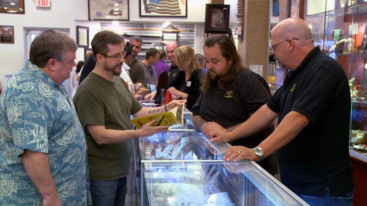 Pawn Stars Season 13 :Episode 16  Silver Stash Pawn