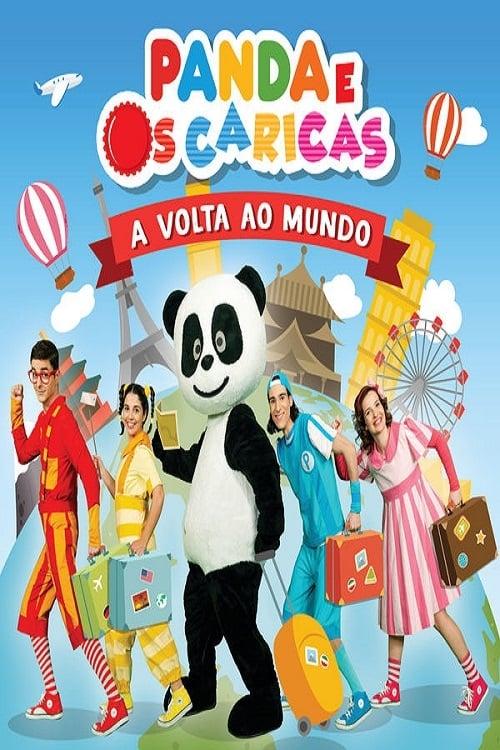 Panda e Os Caricas - A Volta Ao Mundo (2018)
