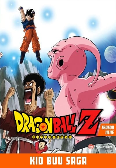 Dragonball Z Season 9