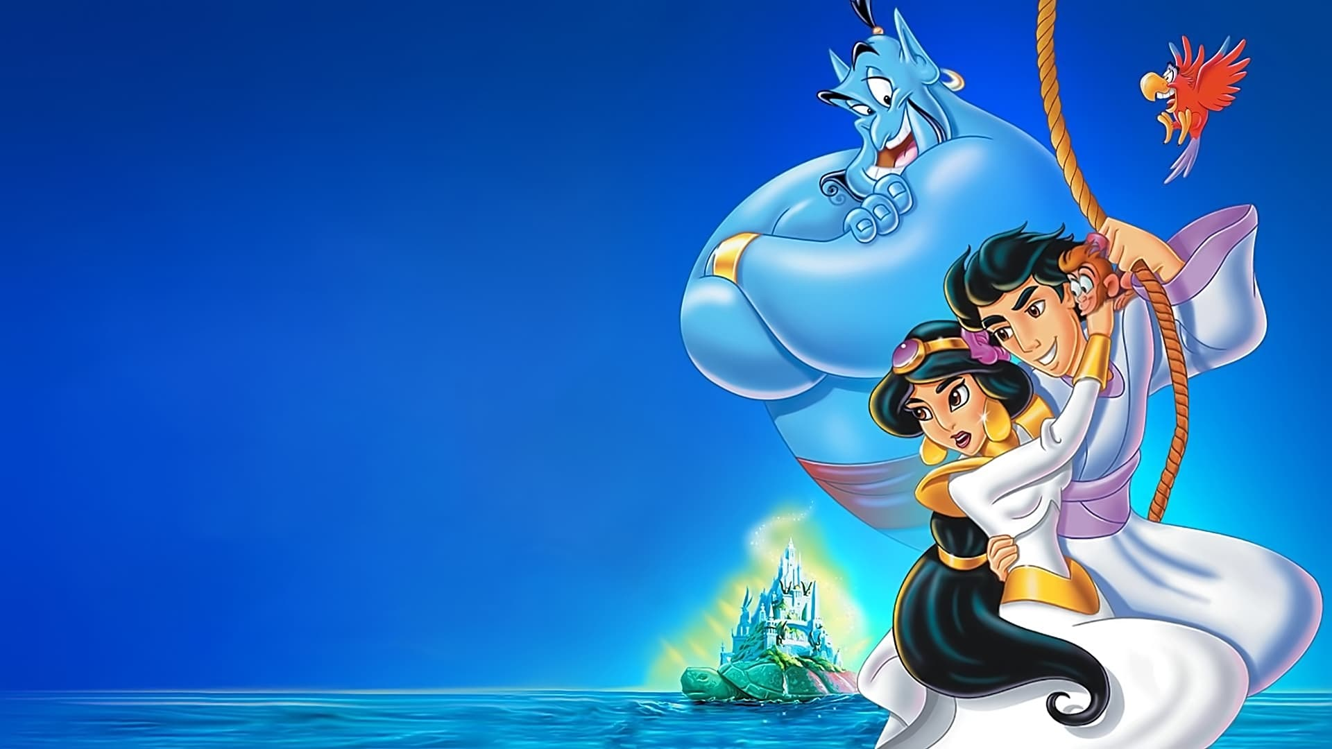 Aladdin and the King of Thieves Trailer