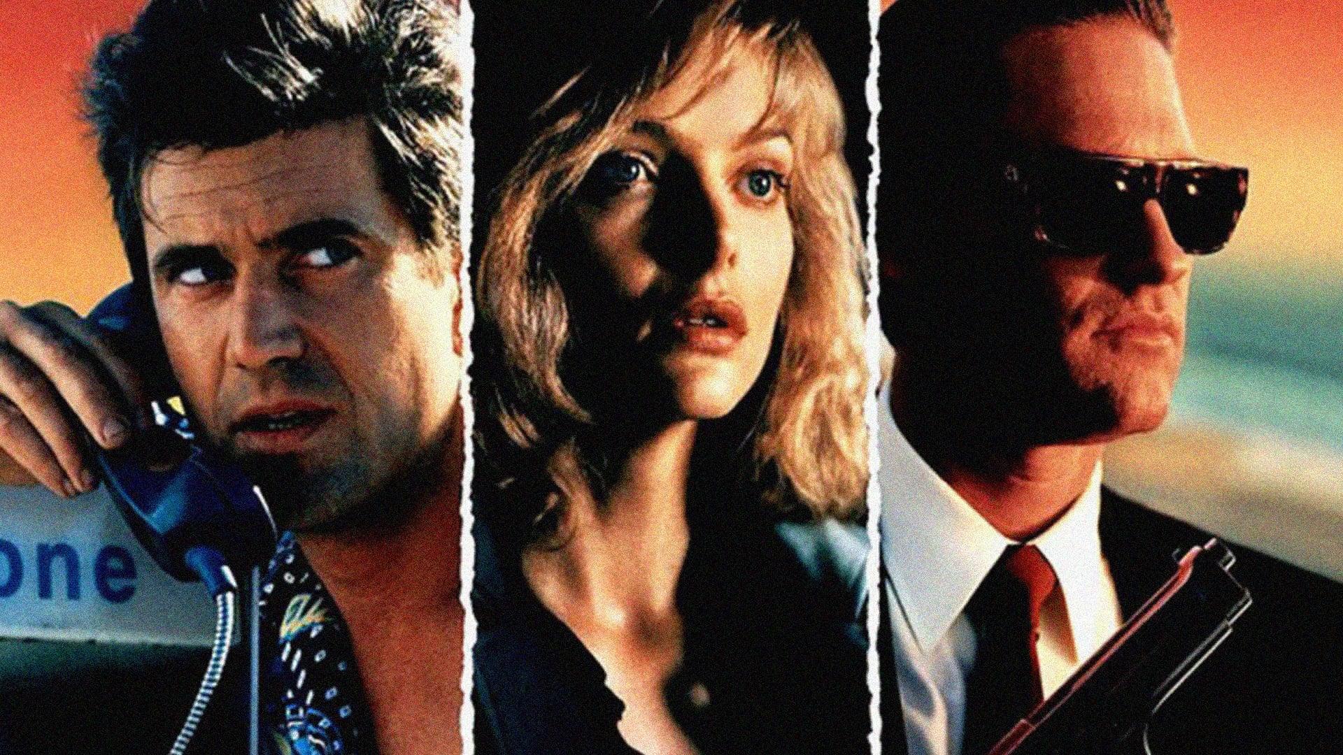 Tequila Sunrise (1988) – Crime, Drama, Romance