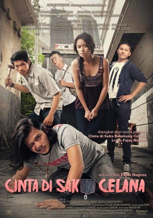 Ver Cinta di Saku Celana Online HD Español (2012)