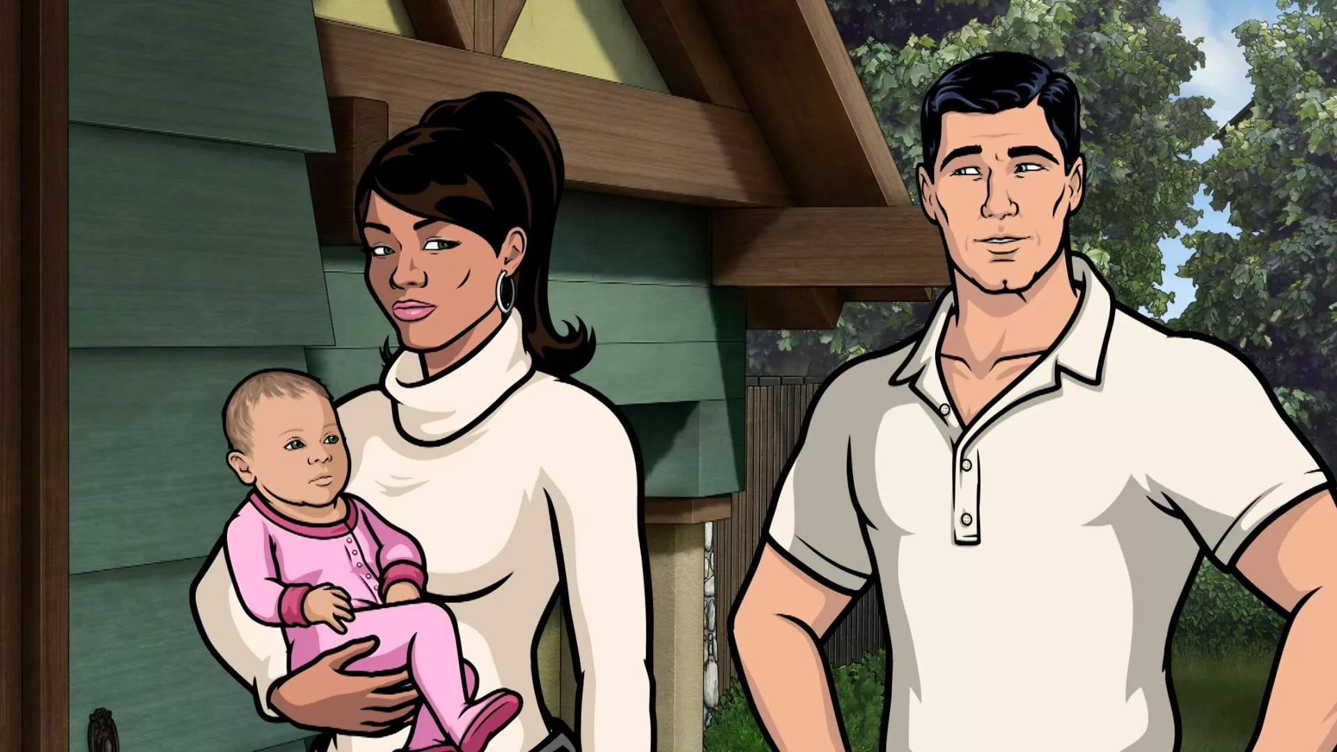 Archer - Season 6 Episode 8 : The Kanes