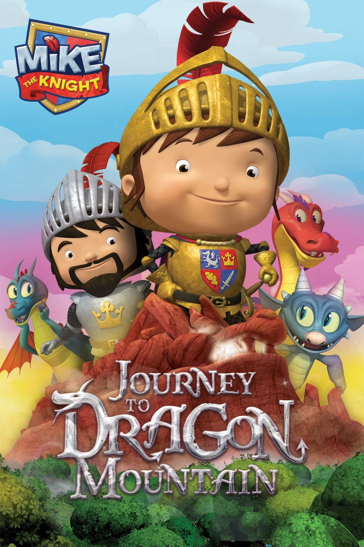 Mike The Knight: Journey To Dragon Mountain (2014)