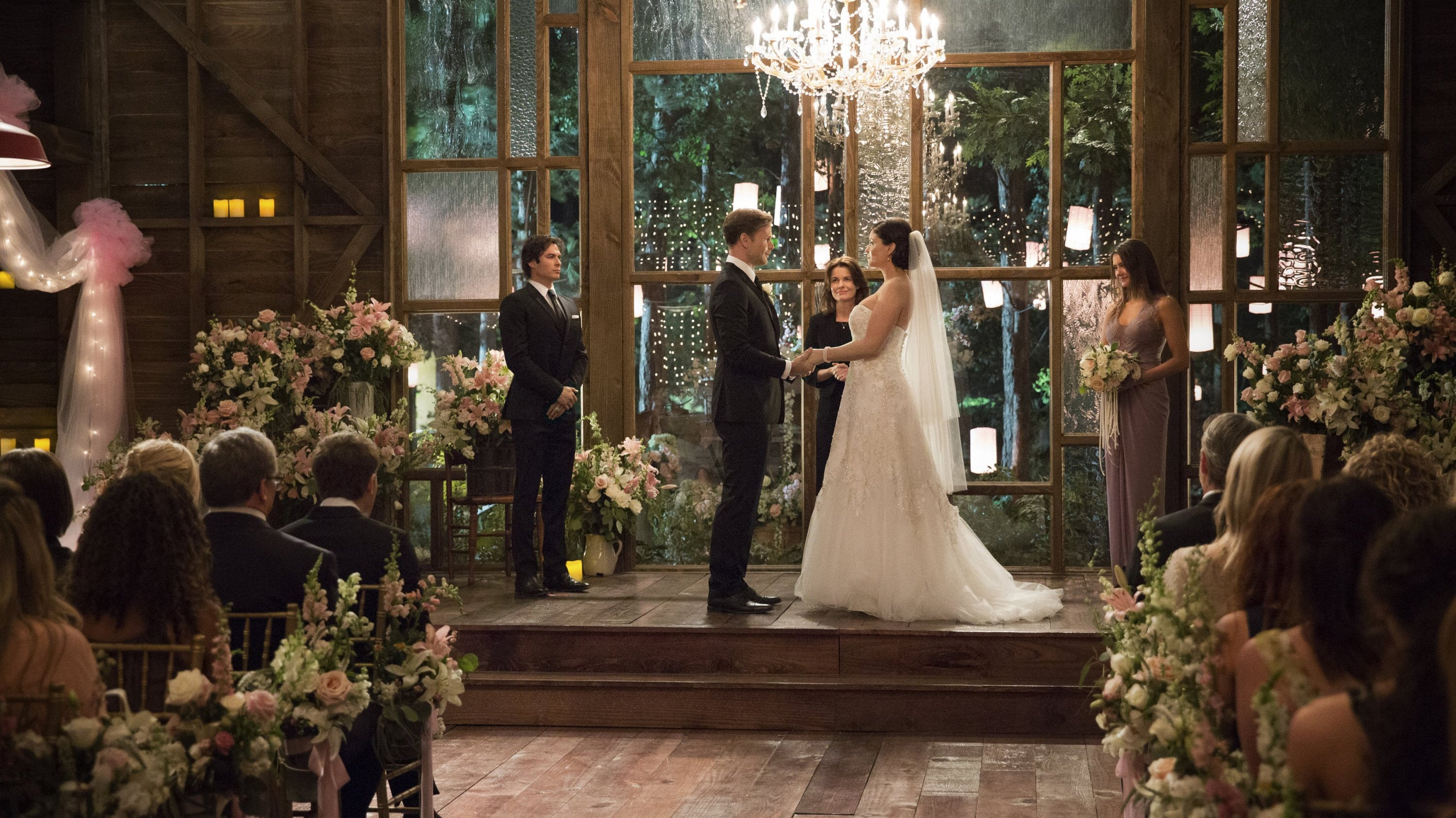 The Vampire Diaries Season 6 :Episode 21  I'll Wed You In The Golden Summertime