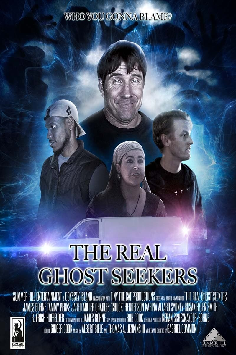 voir film The Real Ghost Seekers streaming