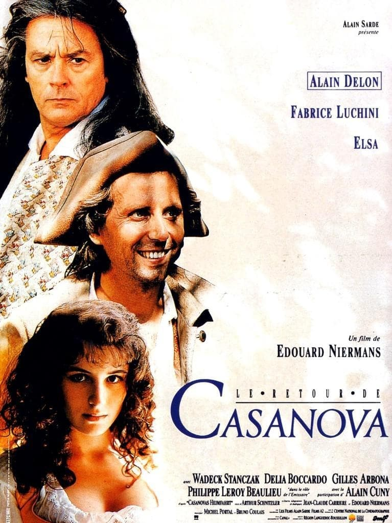 The Return of Casanova (1992)