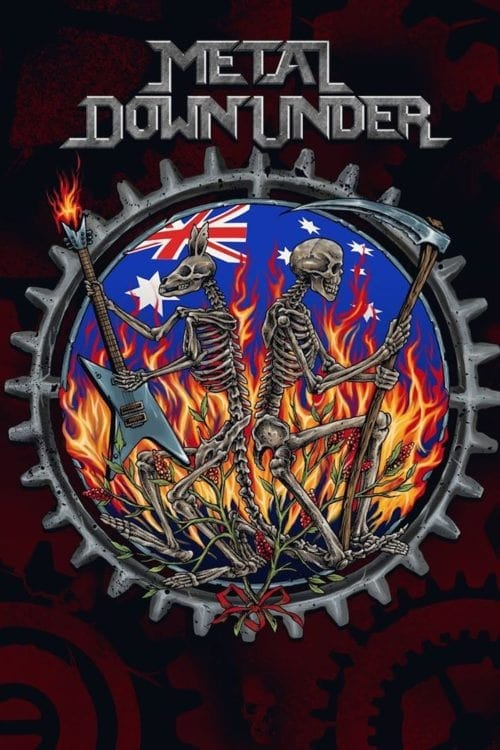 Metal Down Under on FREECABLE TV