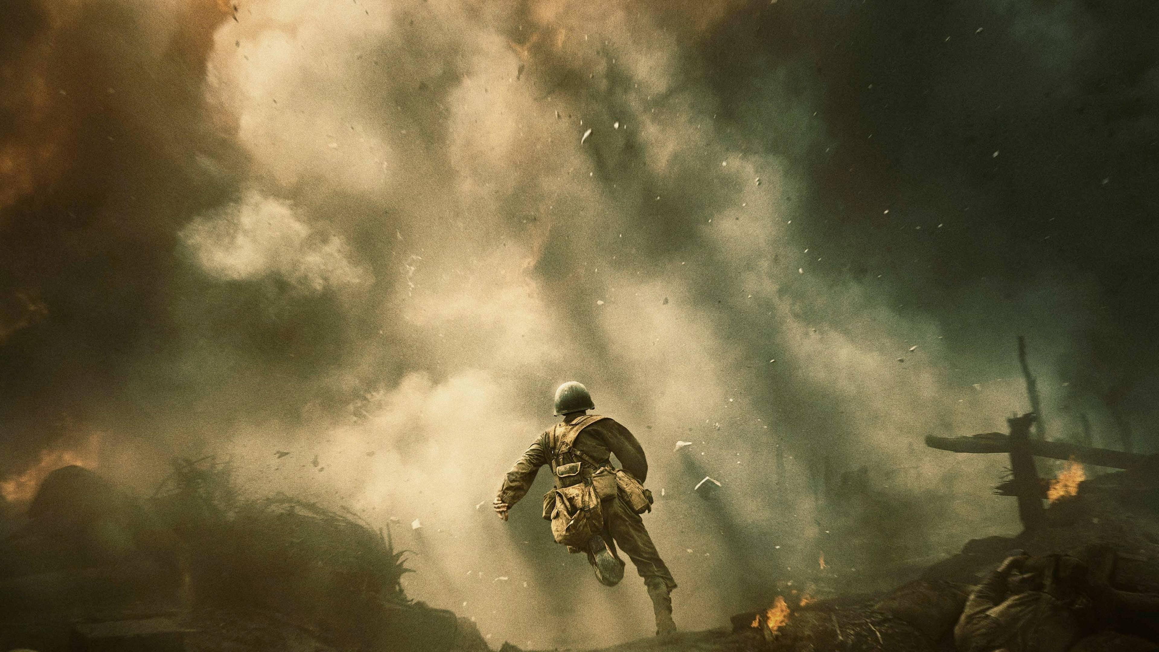 Hacksaw Ridge (2016) Wallpaper 3