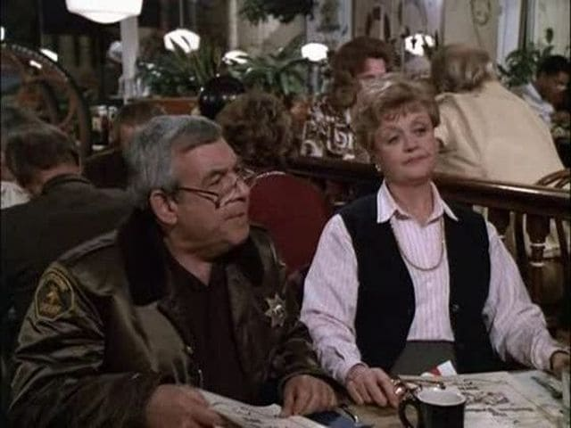 Murder, She Wrote Season 2 :Episode 14  Keep the Home Fries Burning