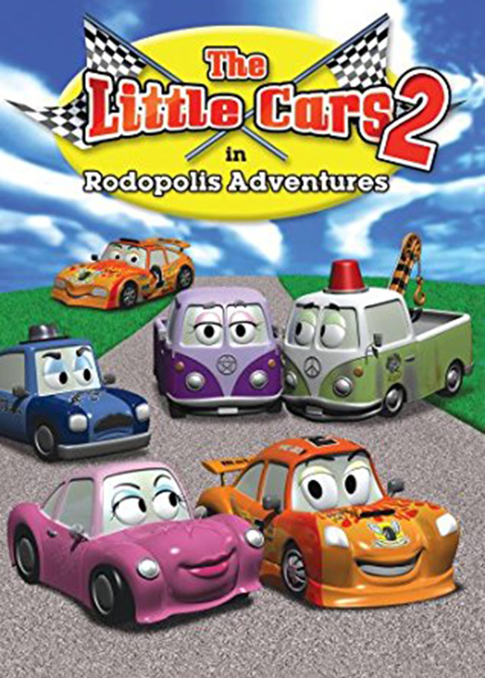 The Little Cars 2: Rodopolis Adventures (2007)