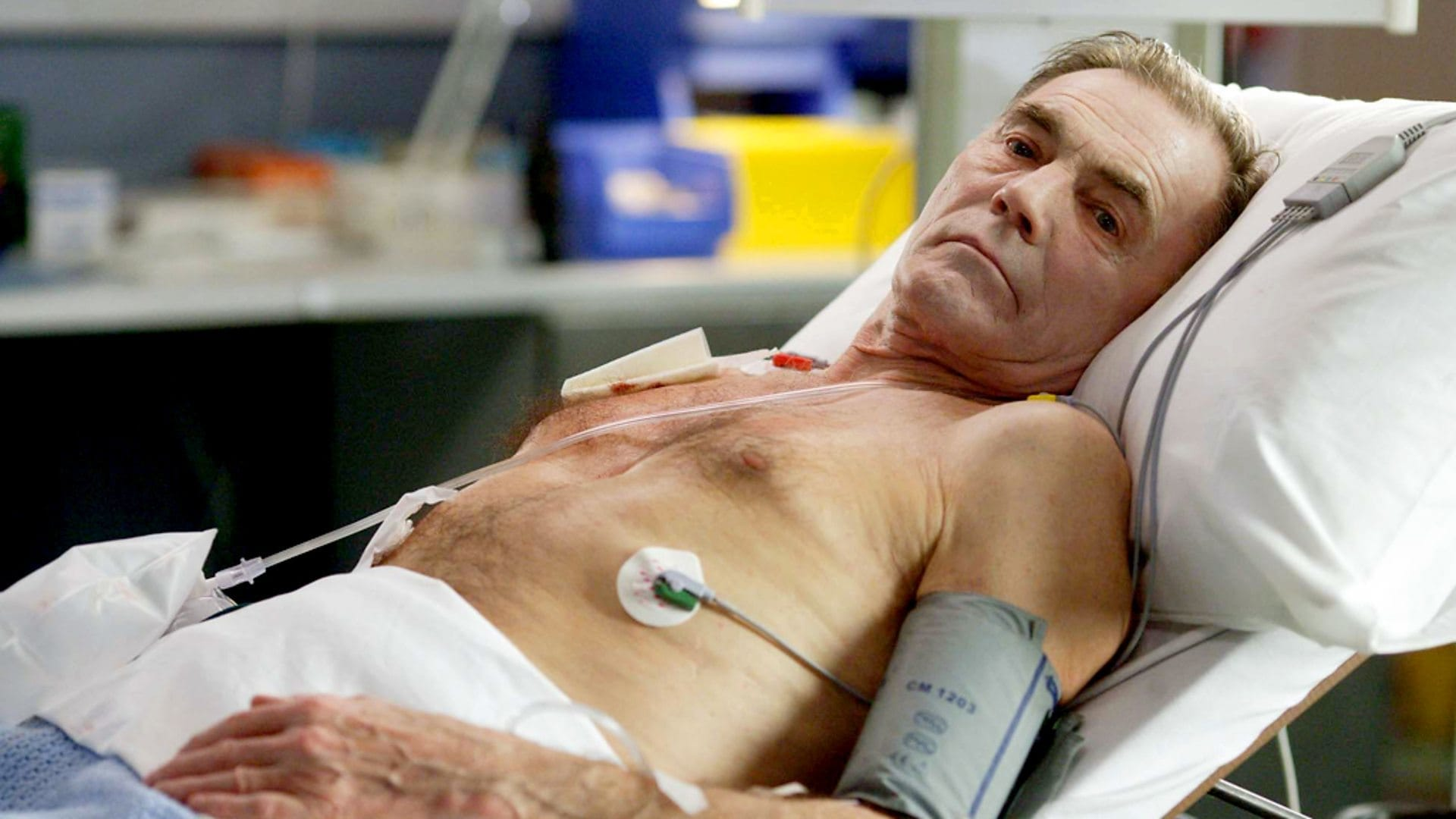 Casualty Season 24 :Episode 40  The Lesser Good