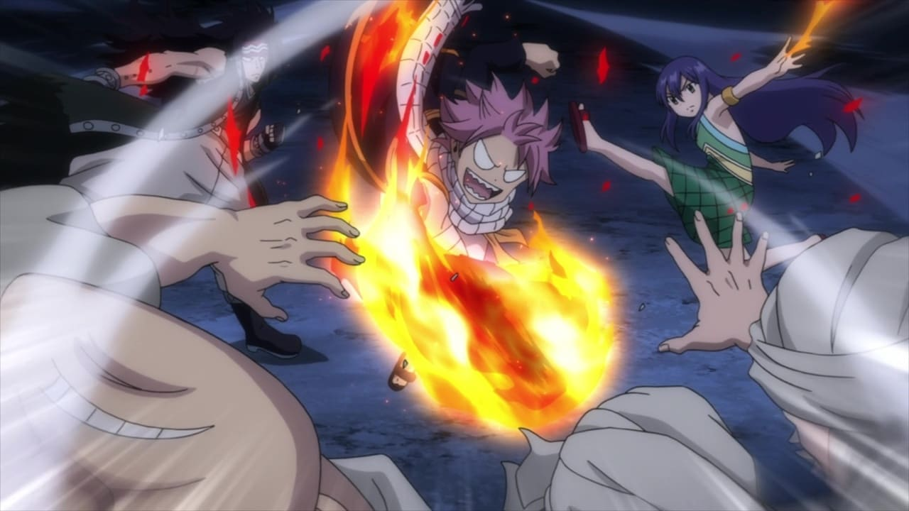 Fairy Tail Season 8 :Episode 14  The Magnolia Defensive War