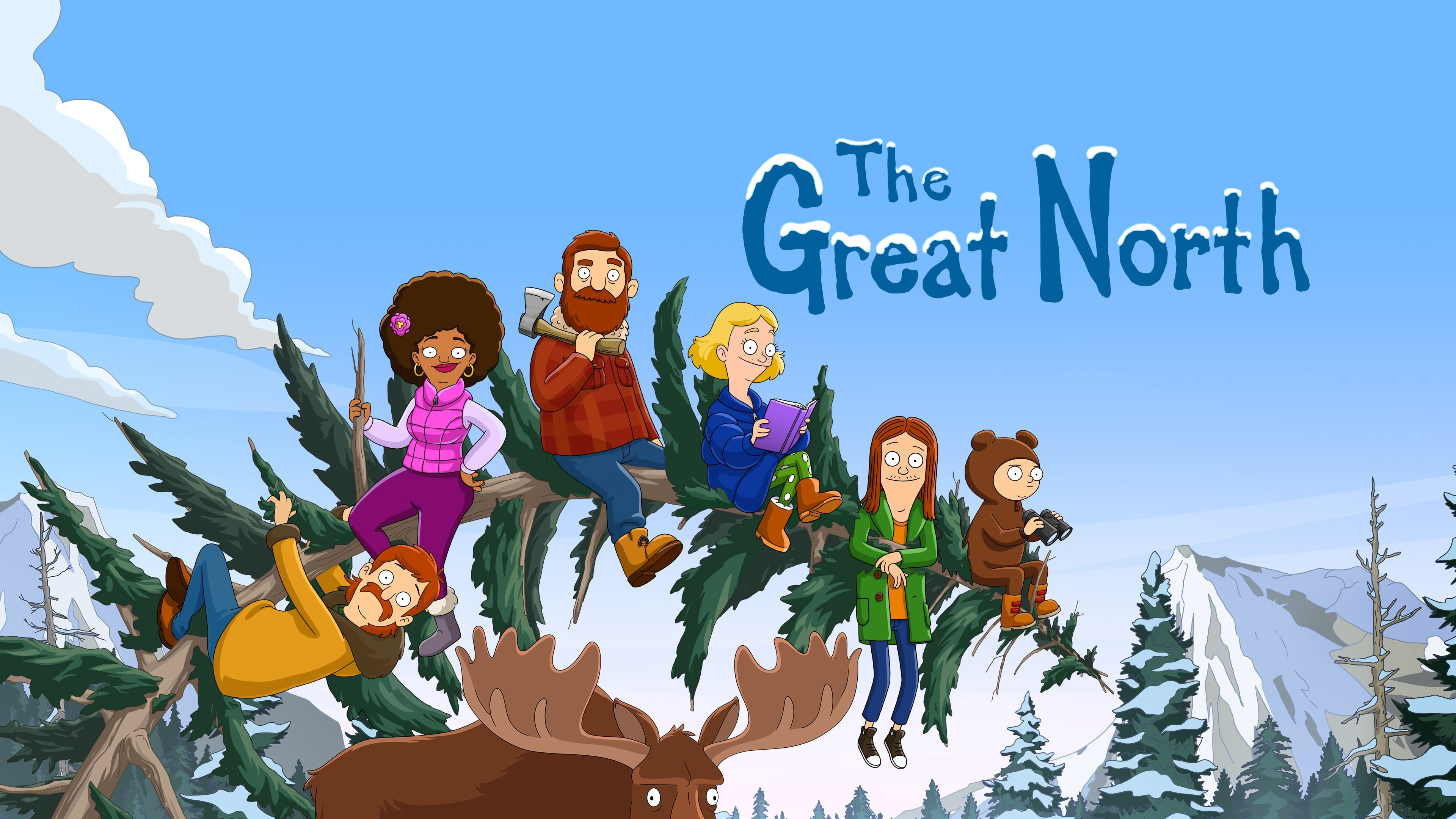 The Great North