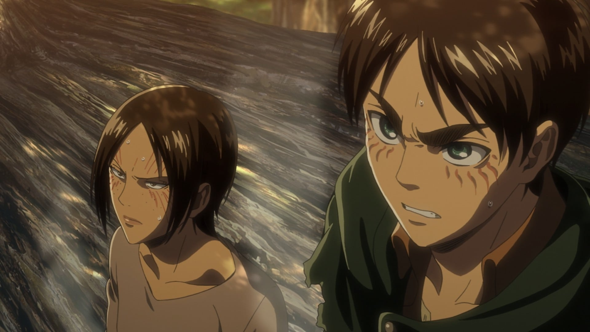 Attack on Titan Season 2 :Episode 9  [34] Opening