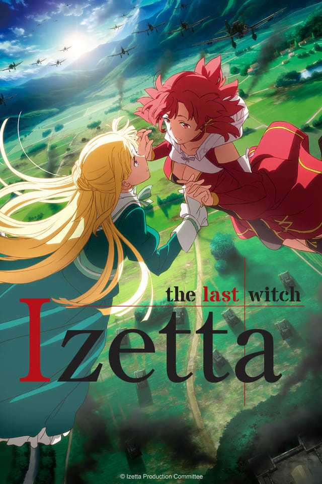 Izetta: The Last Witch (2016)