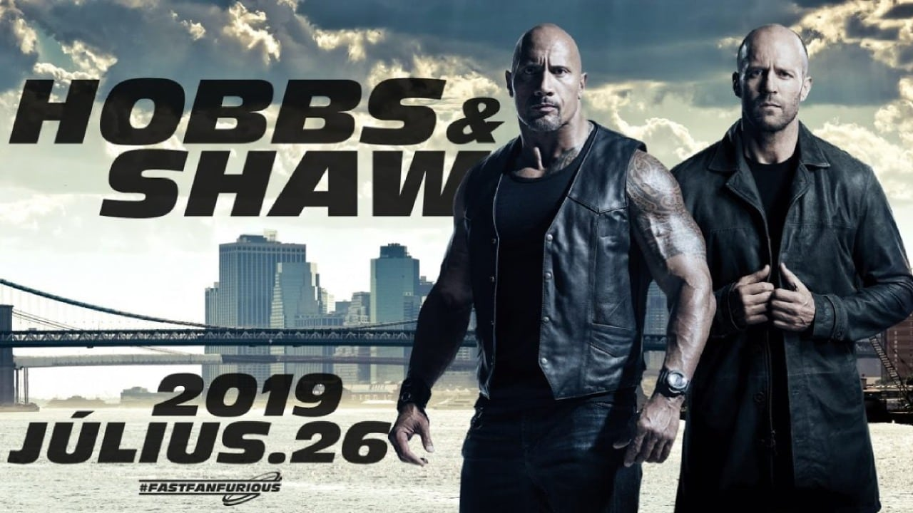 Fast & Furious Presents: Hobbs & Shaw - Mator