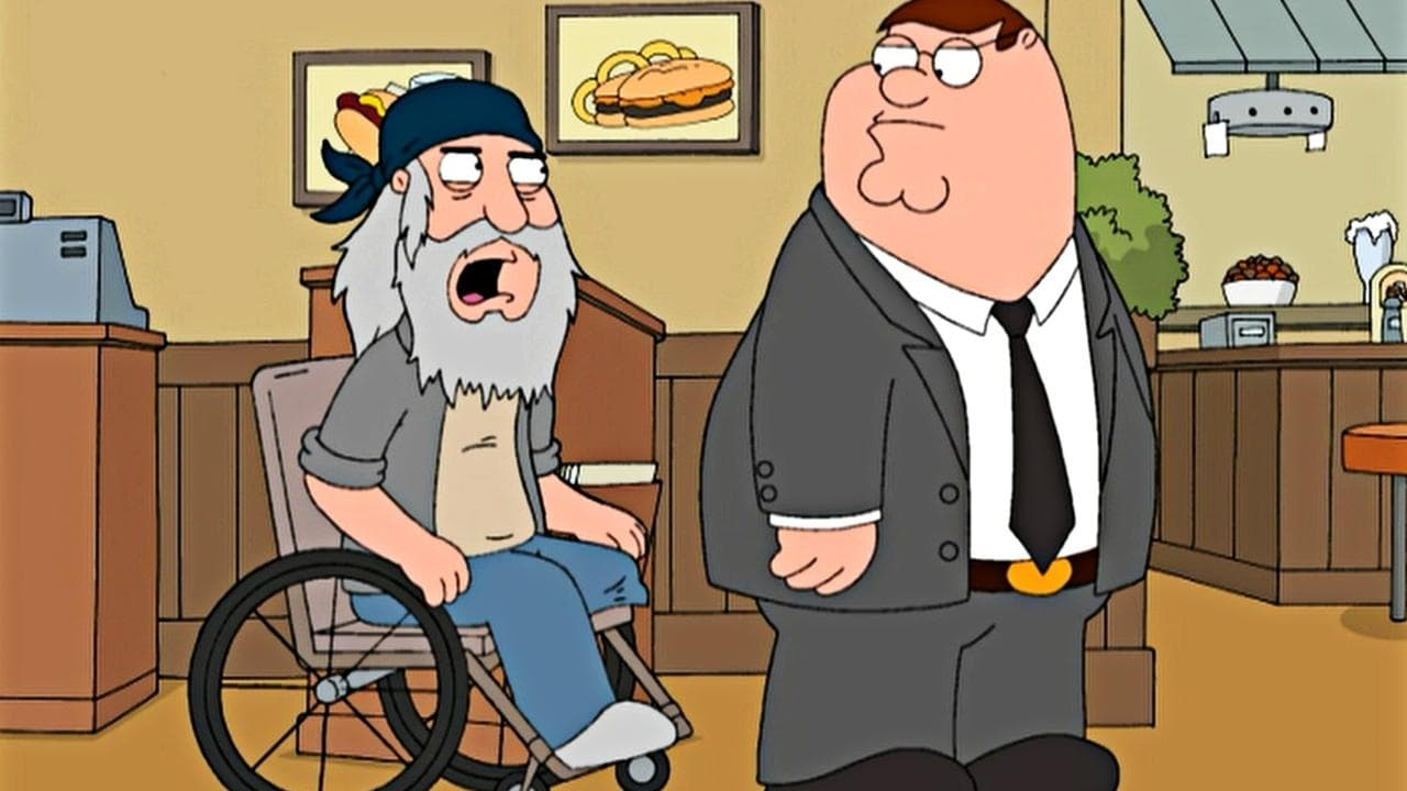 Family Guy Season 5 :Episode 14  No Meals on Wheels