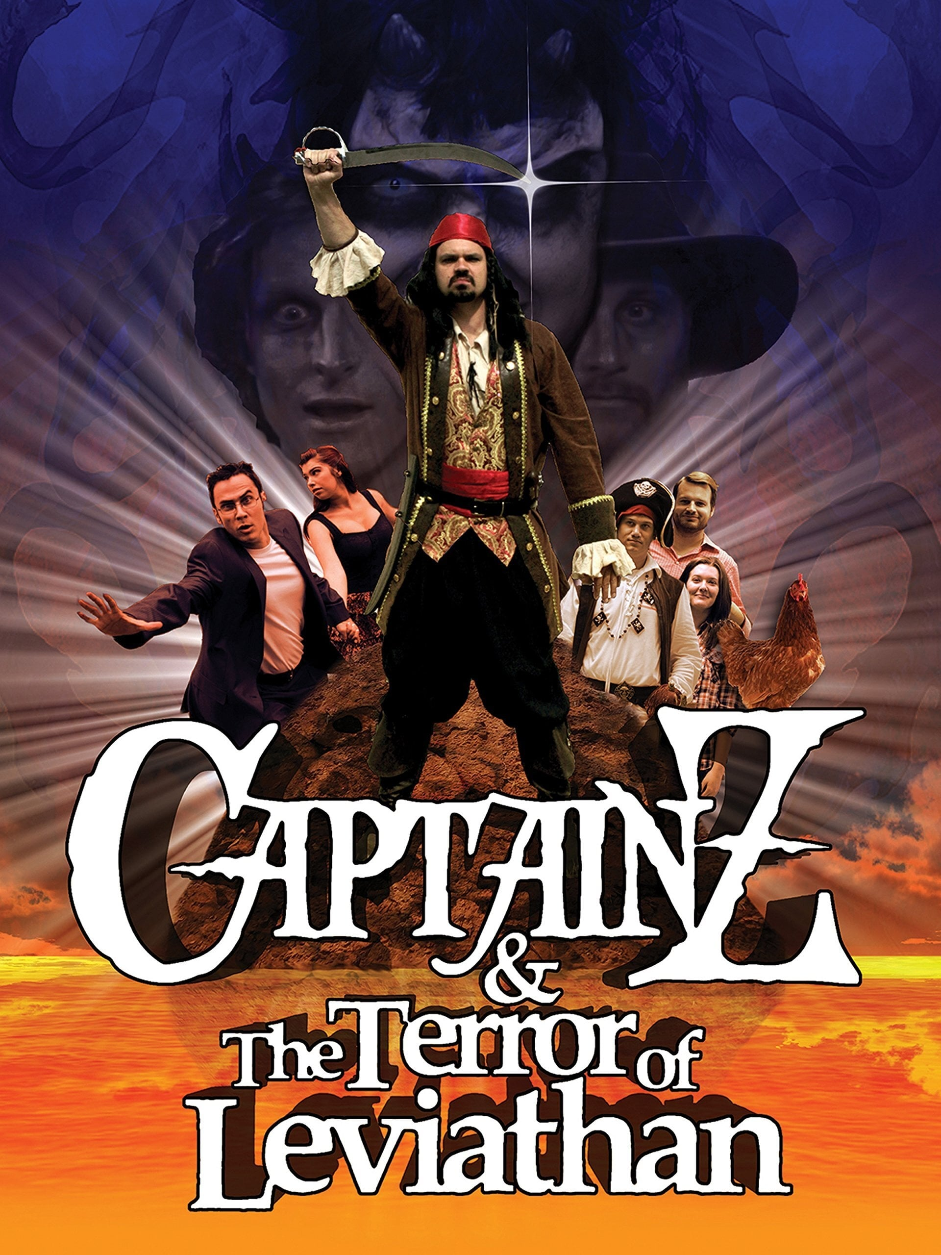 Captain Z & the Terror of Leviathan on FREECABLE TV
