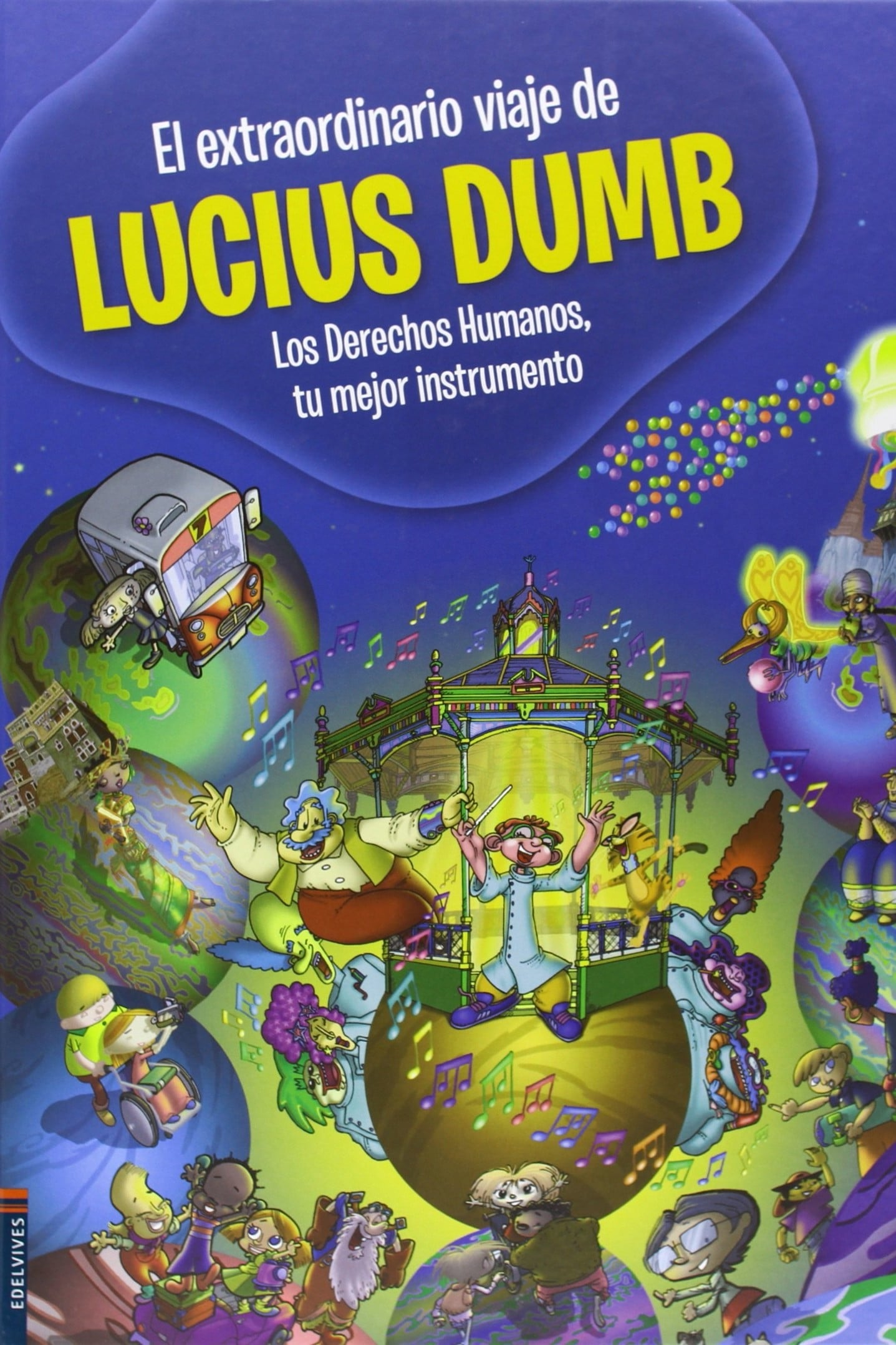 The extraordinary journey of Lucius Dumb (2013)