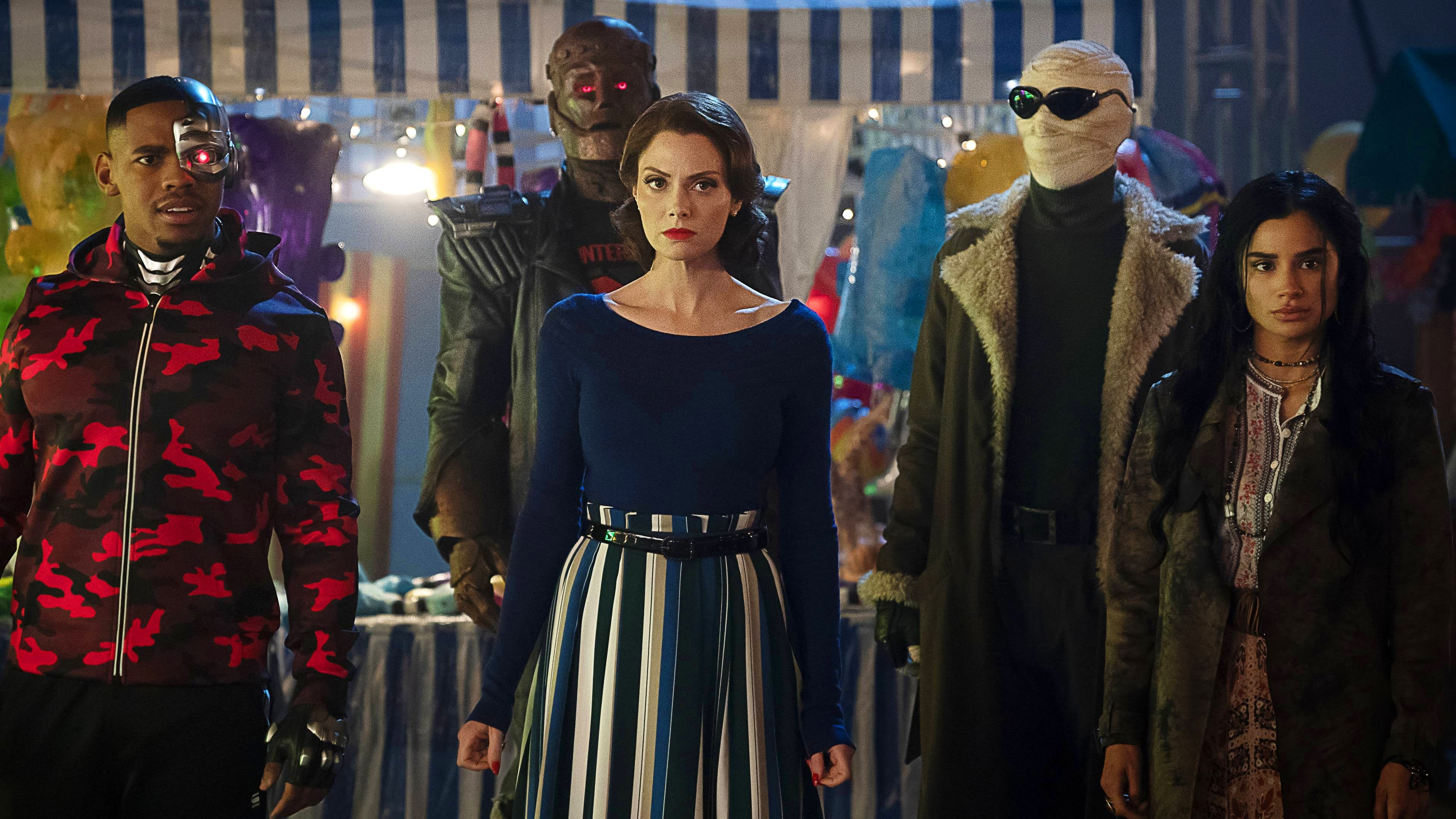 Doom Patrol Season 2 :Episode 9  Wax Patrol