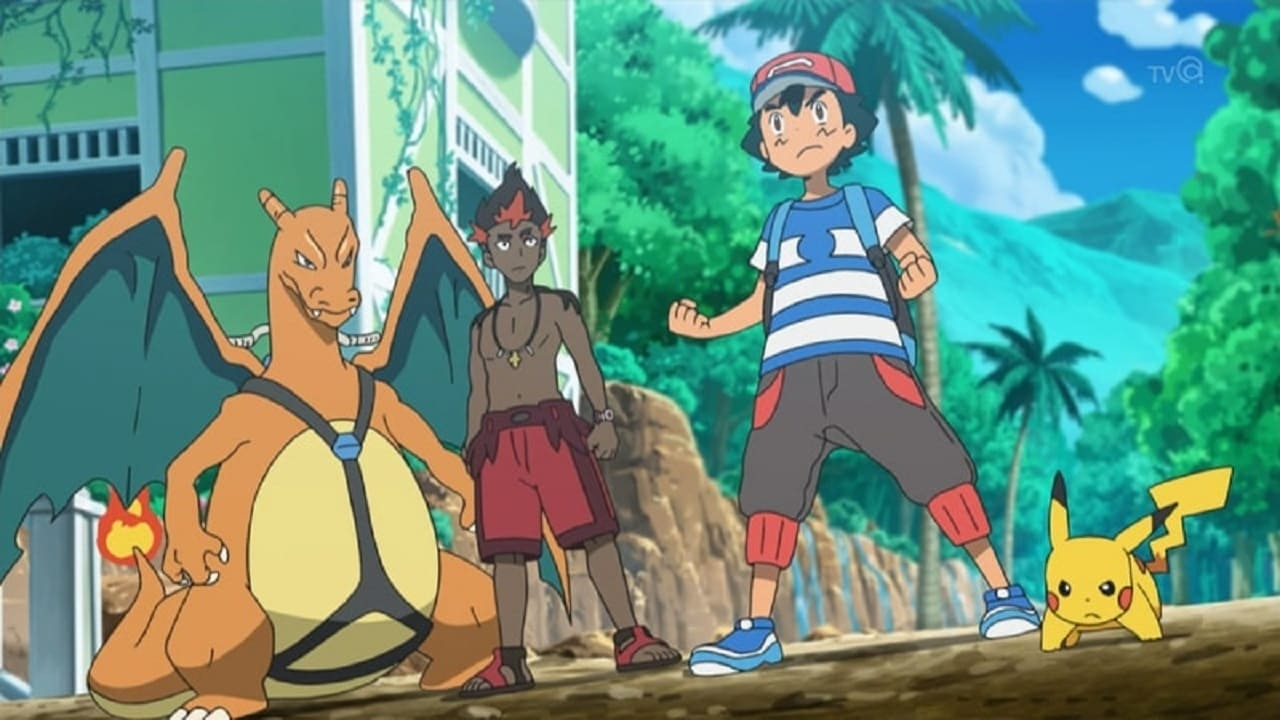 Pokémon Season 20 :Episode 1  Alola to New Adventure!