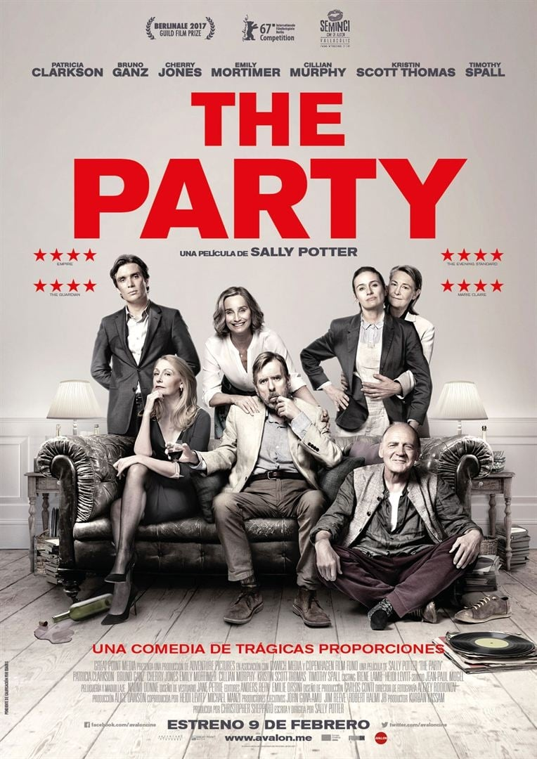 Póster The Party