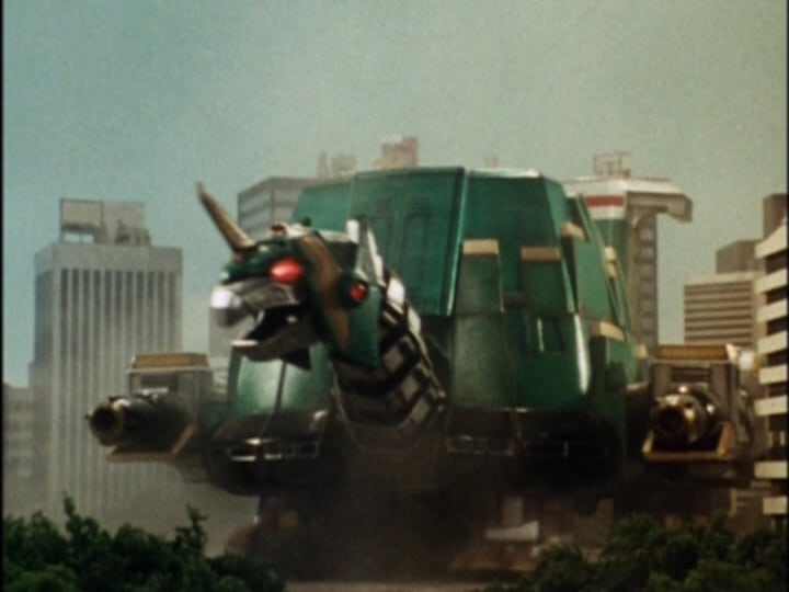Super Sentai Season 17 :Episode 31  Another Hero Comes Forth