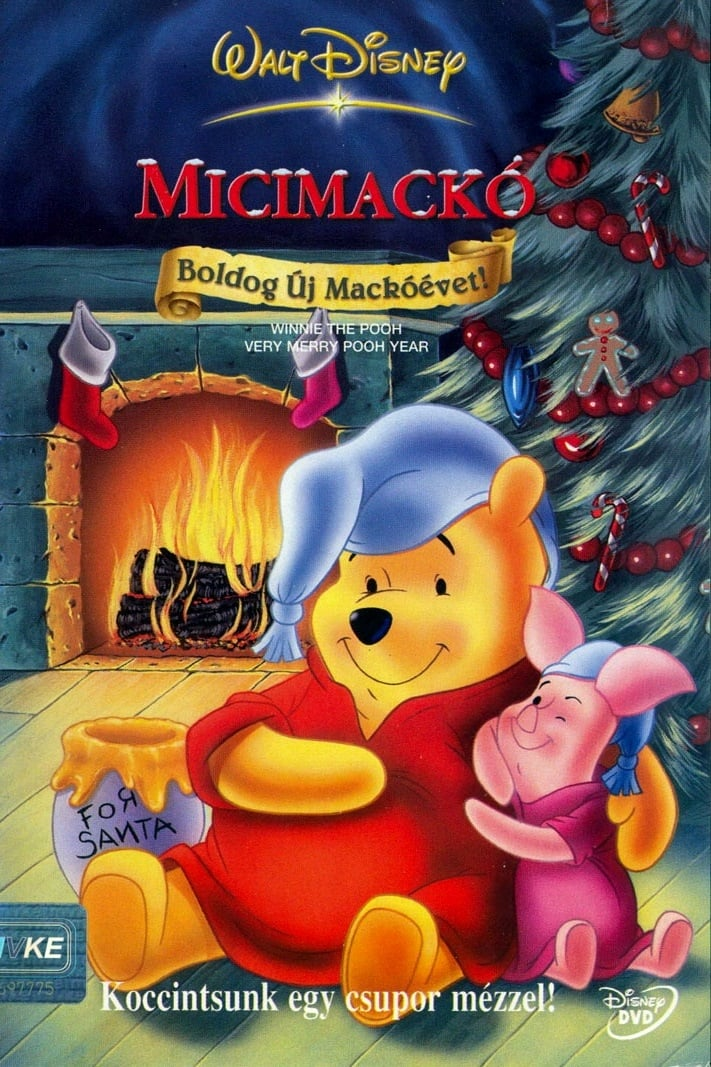 Winnie the Pooh: A Very Merry Pooh Year (2002) - Posters ...